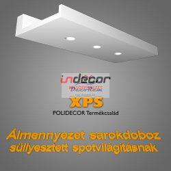 Sarokdoboz LED-spot világításnak (SD-1-43)(43x100 cm)