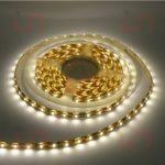 Napfény fehér beltéri 3528-60 LED/m SMD LED szalag