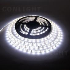 Hideg fehér kültéri IP65 60LED/m SMD 3528 LED szalag