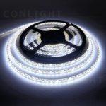 Hideg fehér kültéri IP65 120LED/m SMD 3528 LED szalag