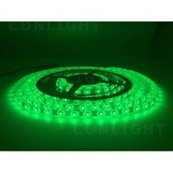 Zöld kültéri IP65 60LED/m SMD 3528 LED szalag