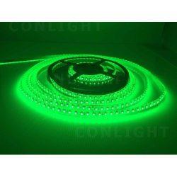 Zöld kültért IP65  3528 120LED/m LED szalag