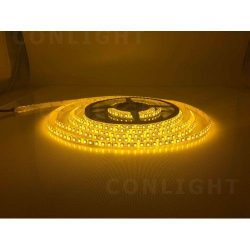 Sárga kültéri IP65  3528 120LED/m LED szalag