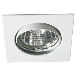 Beépíthető, billenthető  spot lámpatest NAVI fehér