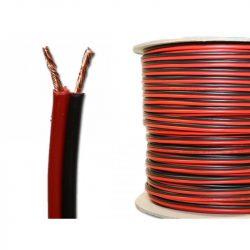 2 eres vezeték (2x0,5mm)