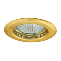 Beépíthető spot lámpatest, arany (Argus-CT-2114-G)