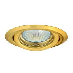 Billenthető spot lámpatest arany (Argus-CT-2115-G)