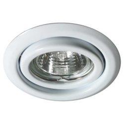 Billenthető spot lámpatest fehér (Argus-CT-2115-W)