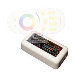4 zónás RGB LED vezérlő egység