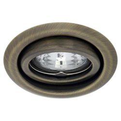 Billenthető spot lámpatest matt réz (Argus-CT-2115-BR/M)