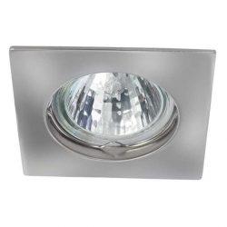 Beépíthető spot lámpatest NAVI  króm (négyzet alakú)