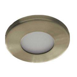 Beépíthető spot lámpatest, MARIN Patinált réz