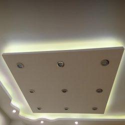 Négyzet Bővíthető Szett 150x150 LED világítással (N-150-Z-F)