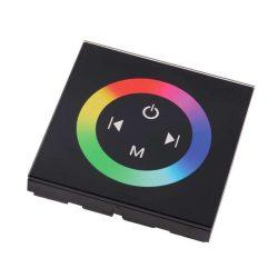 Beépíthető Fali RGB Touch vezérlő (RGB )