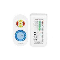 LED dimmer touch vezérlő és távirányító fehér LED szalaghoz (1 zónás)(elemet nem tartalmaz)